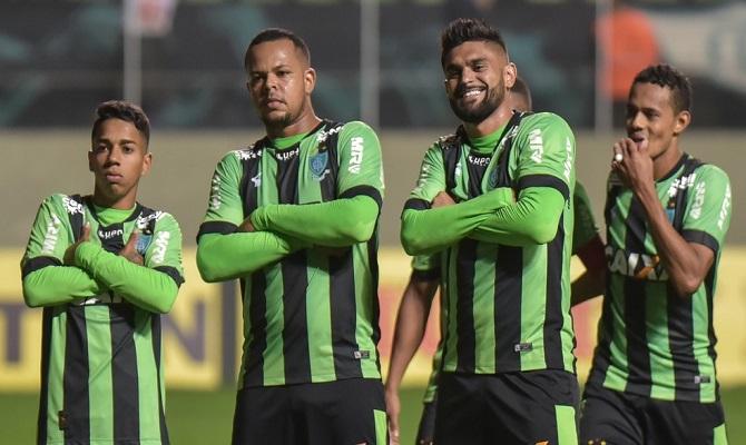 América Mineiro Brasileirão
