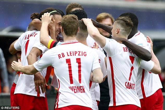 Leipzig vs Union Berlin
