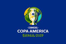 Favoritos da Copa América 2019