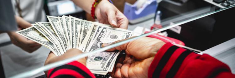 melhor método para sacar o dinheiro