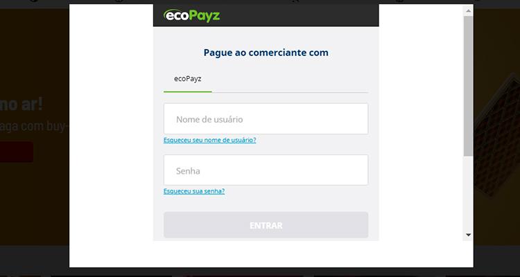ecoPayz depósito 4