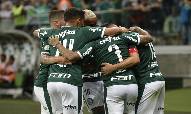 Jogos do Palmeiras