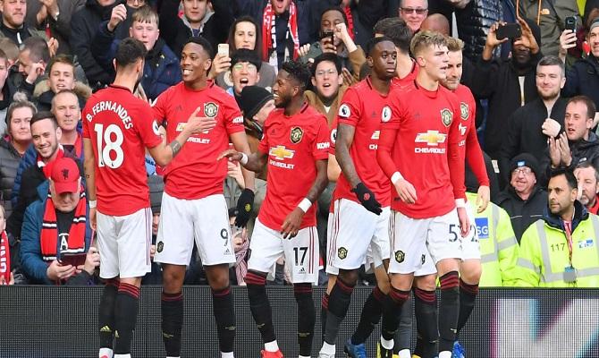 Jogos do Manchester United