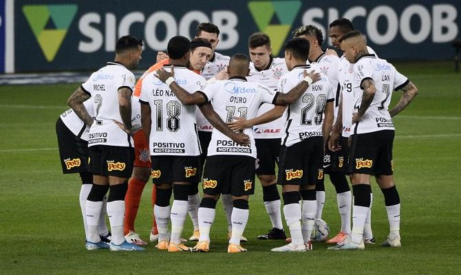 Jogos do Corinthians vs Bragantino