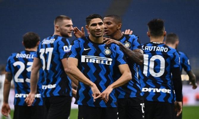 Inter de MIlão e Lazio