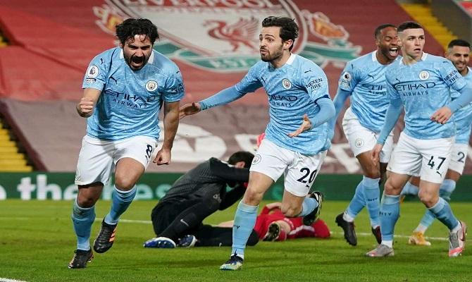 Monchelgadbach e Manchester City
